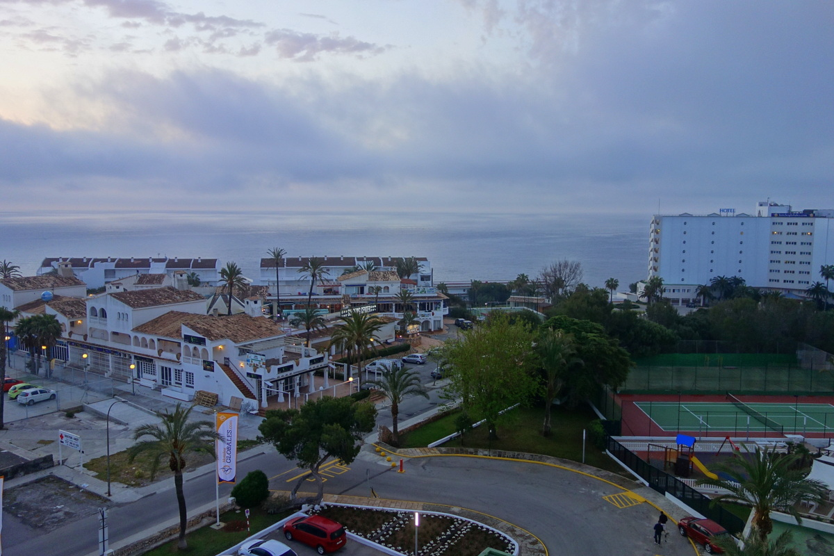 Club Lookéa Samoa à Majorque : vue de la chambre 701