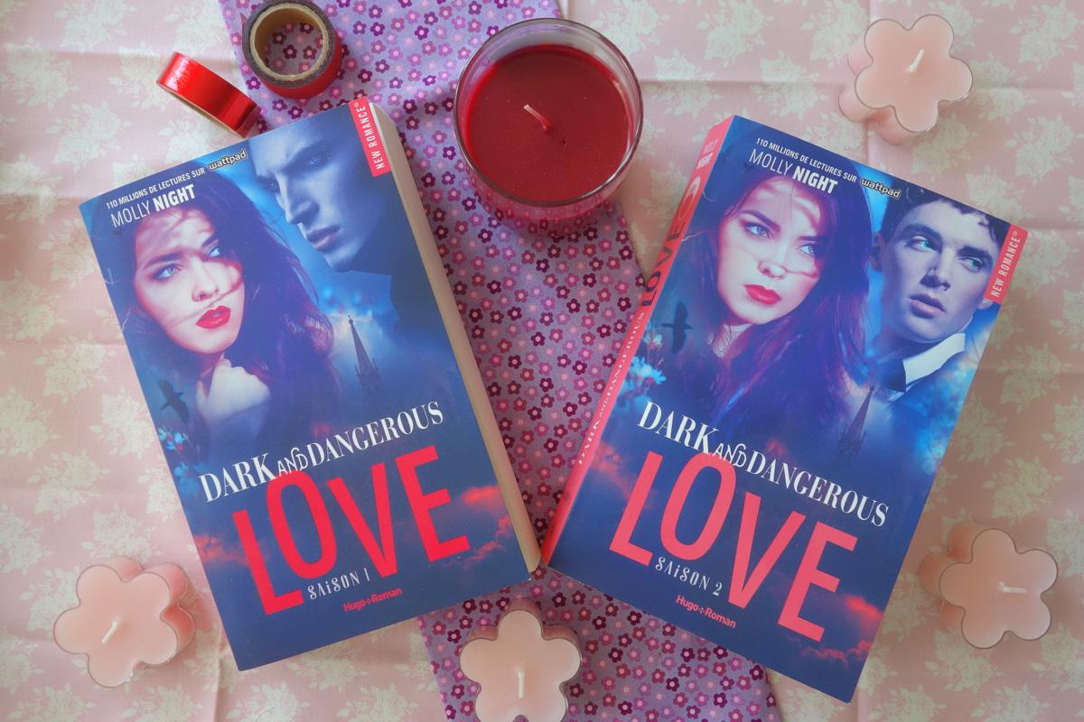 Dark and dangerous love – tome 2, de Molly Night