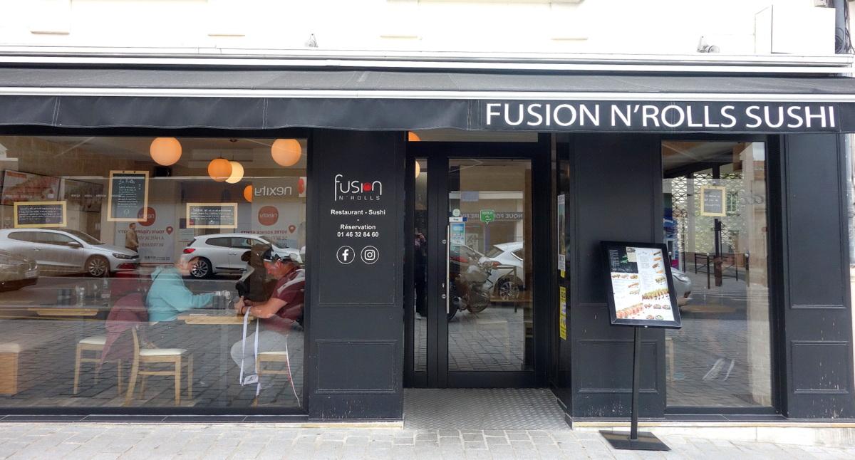 Fusion n'rolls - Bourg-la-Reine