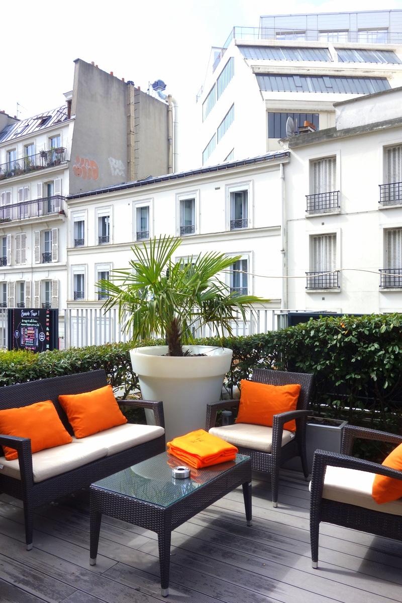 Le brunch de l'Hôtel Mercure Paris Montmartre Sacré-Cœur