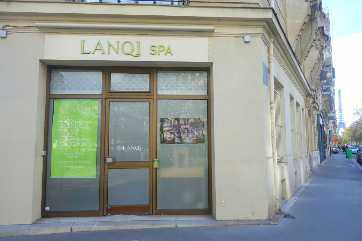 Lanqi spa - Soins traditionnels chinois - Paris 7e