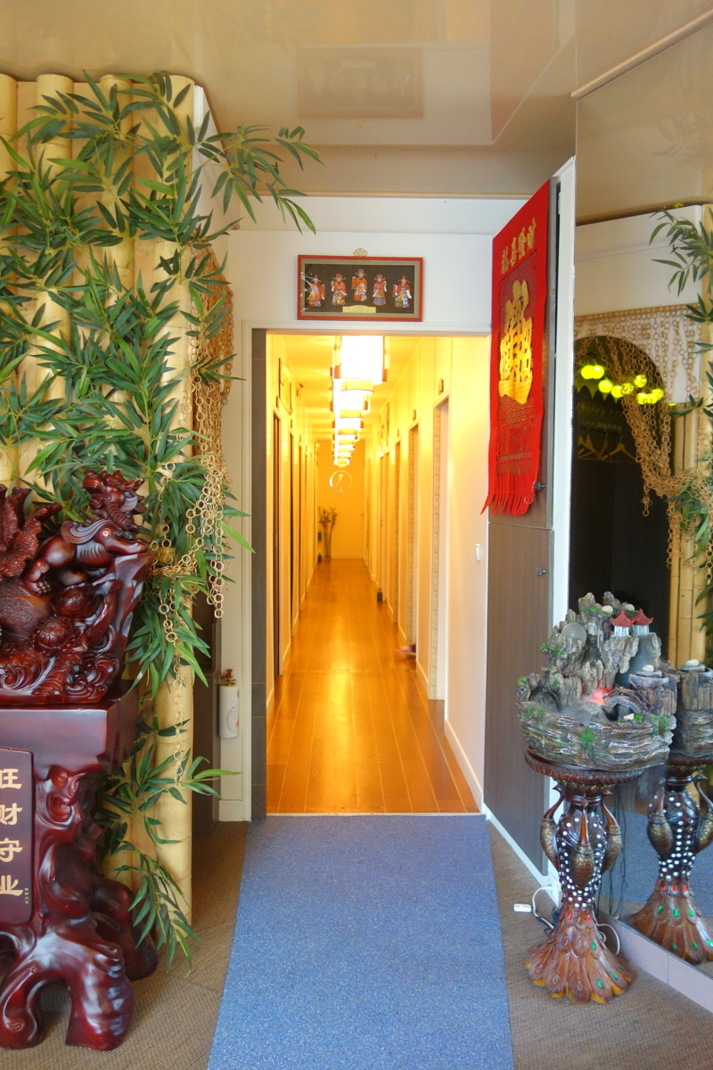 Lanqi spa - Soins traditionnels chinois - Paris 7e