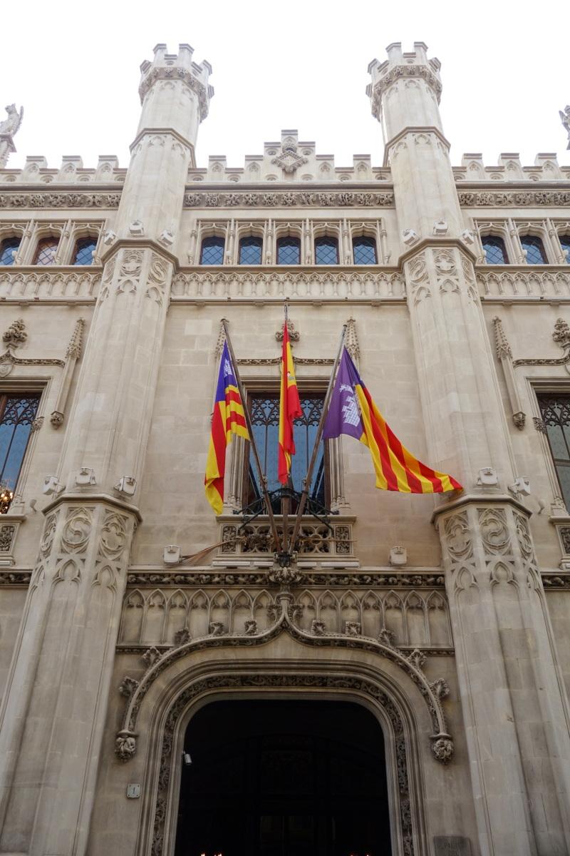 Palma de Majorque - mairie