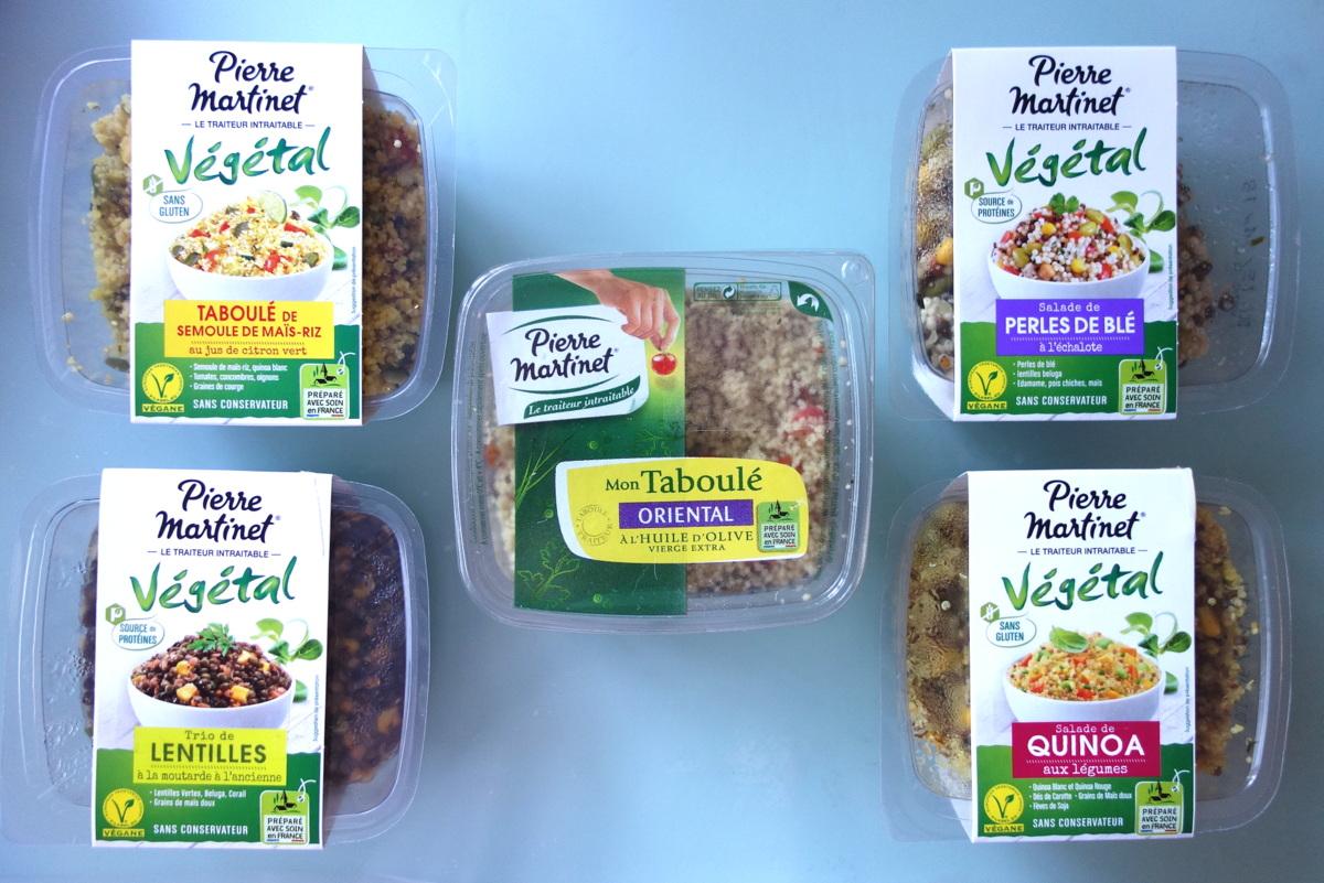 Découverte des salades Pierre Martinet