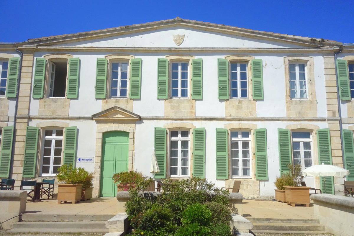 Ile de Ré - Pierre et vacances premium Palais des gouverneurs