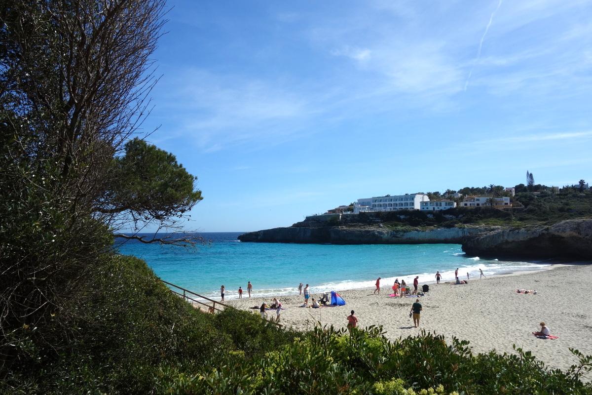 Club Lookéa Samoa à Majorque : la plage voisine