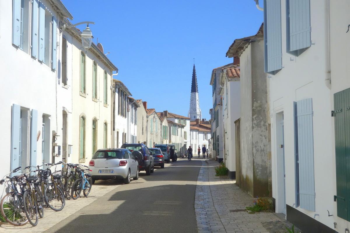 Vacances à l'île de Ré - Ars-en-Ré