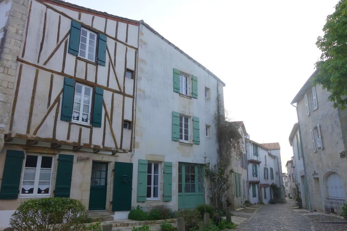 Vacances à l'île de Ré - Saint-Martin-en-Ré