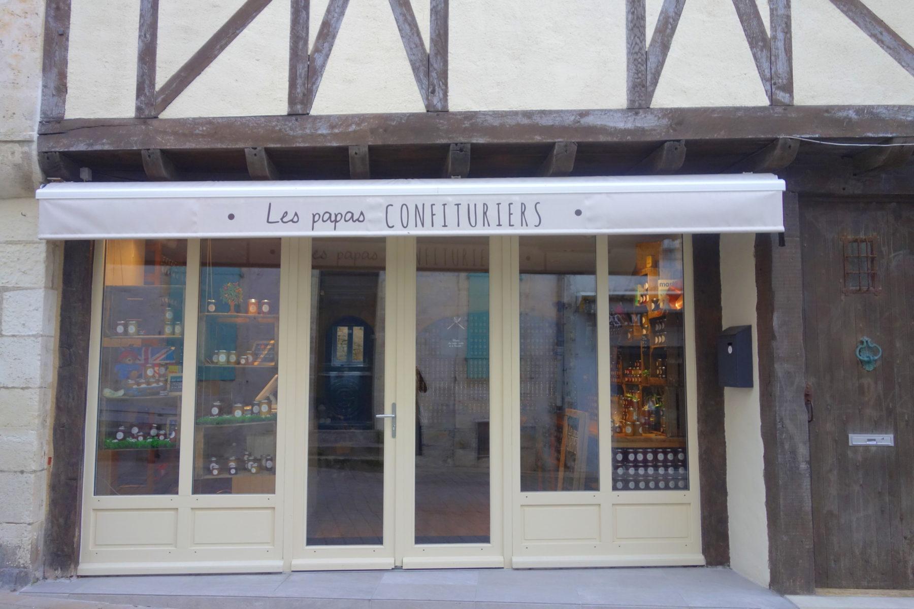 Vacances à l'île de Ré - Saint-Martin-en-Ré - Les papas confituriers