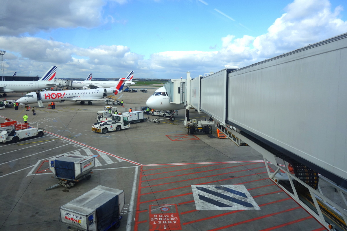Notre avion Vueling