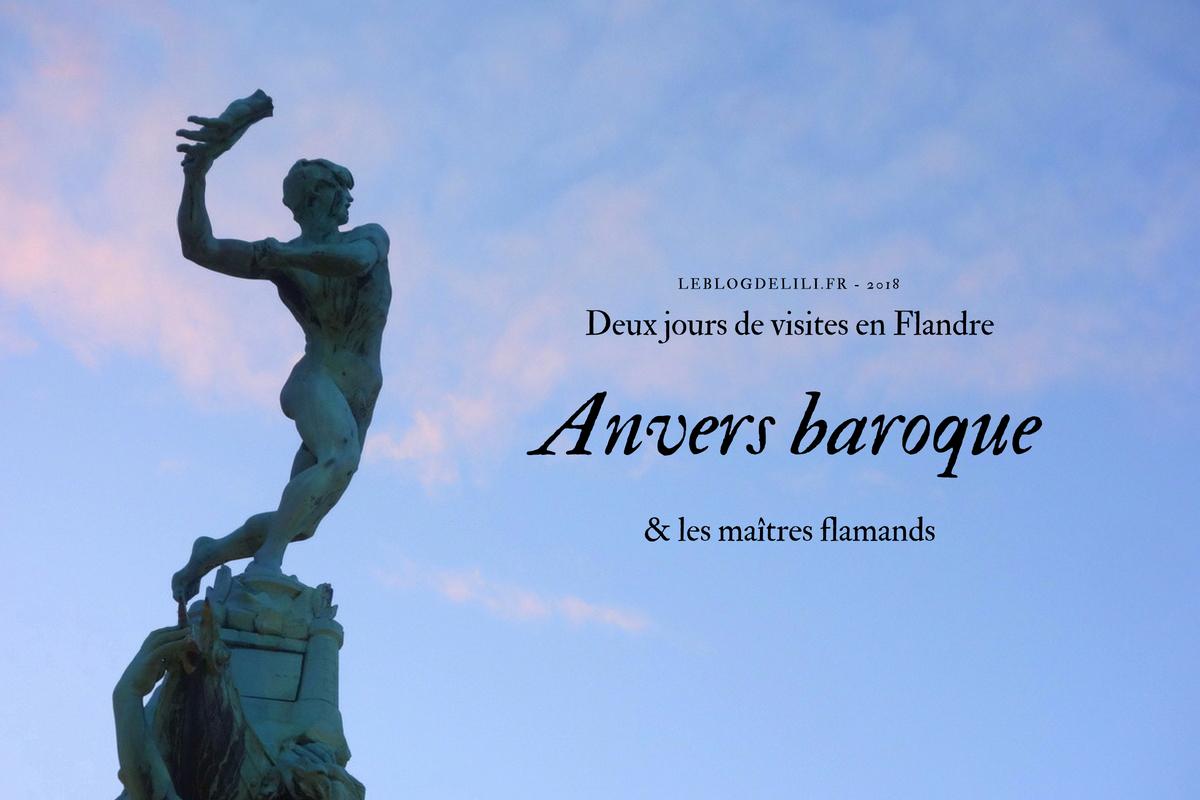 Anvers baroque - Le blog de Lili x Visit Flanders