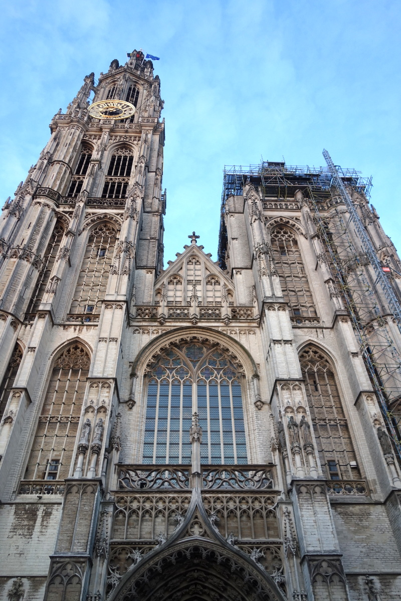 Anvers, Belgique - La cathédrale