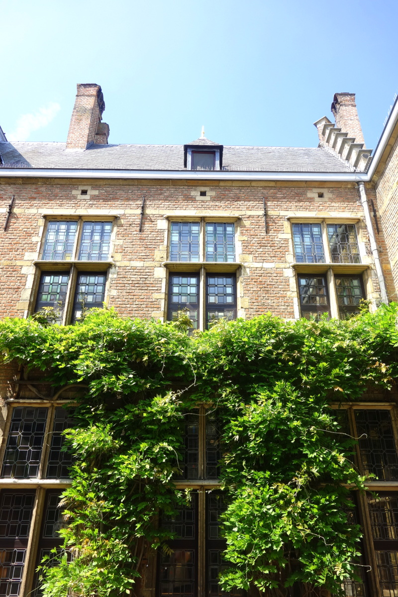 Anvers, Belgique - Maison de Rubens