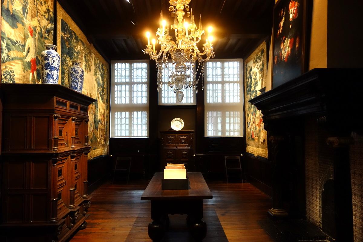 Anvers, Belgique - Musée Plantin-Moretus