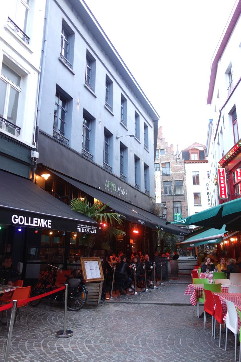 Bonnes adresses à Anvers - Brasserie Appelmans - Le blog de Lili