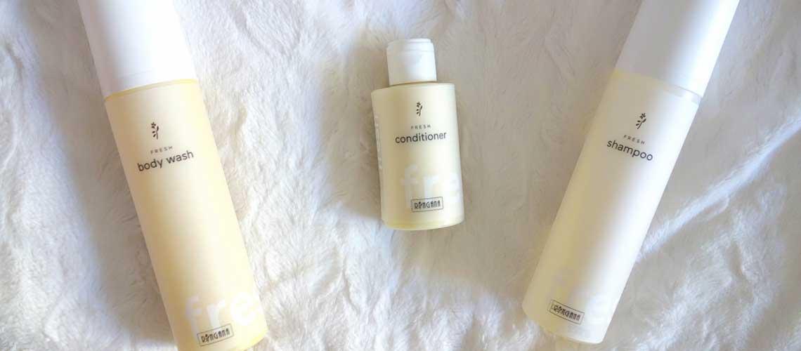 La nouvelle gamme de soins pour la douche Ringana - Blog beauté