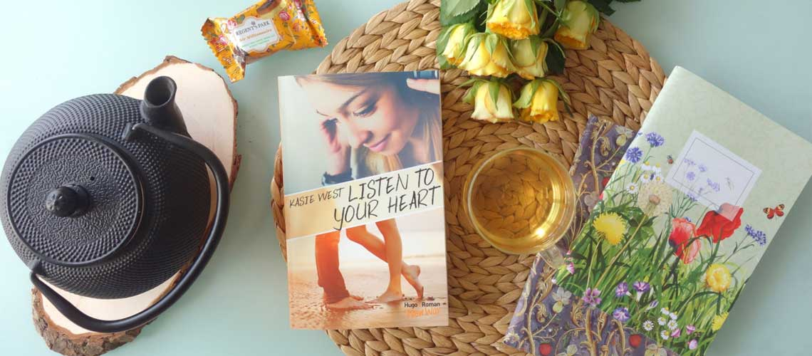 Listen to your heart, Kasie West, Hugo new way - Le blog de Lili