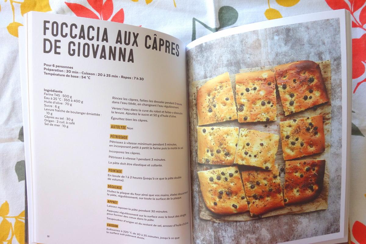 Faire son pain à la maison - 40 recettes au levain naturel