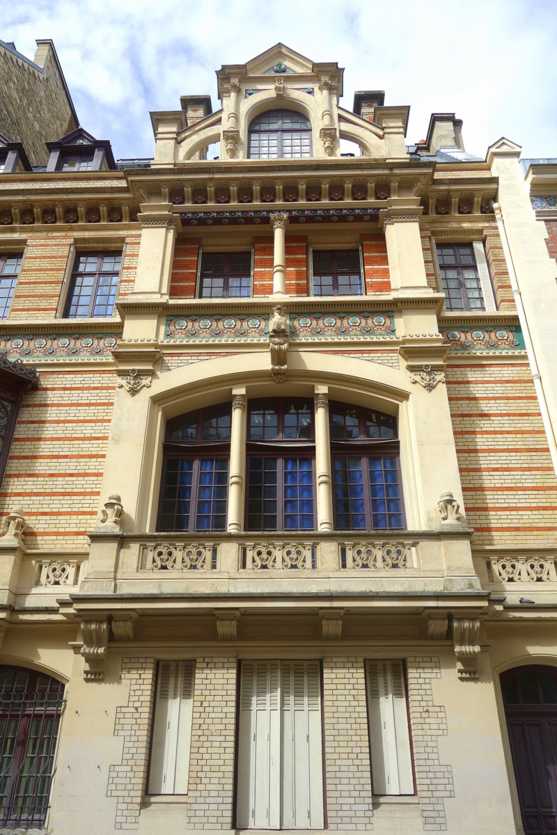 Architecture Paris 7e, 2018 - Le blog de Lili