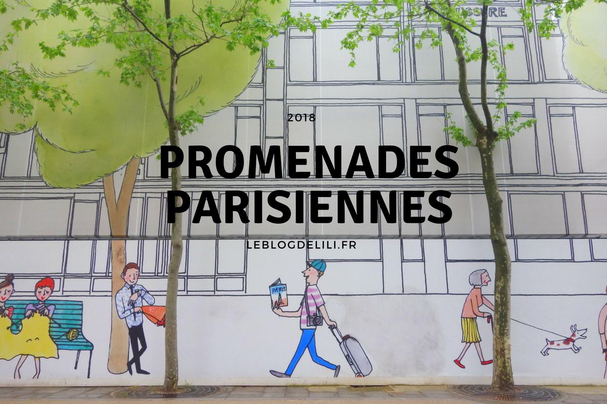 Bâche autour de la Samaritaine - Le blog de Lili, Paris 2018