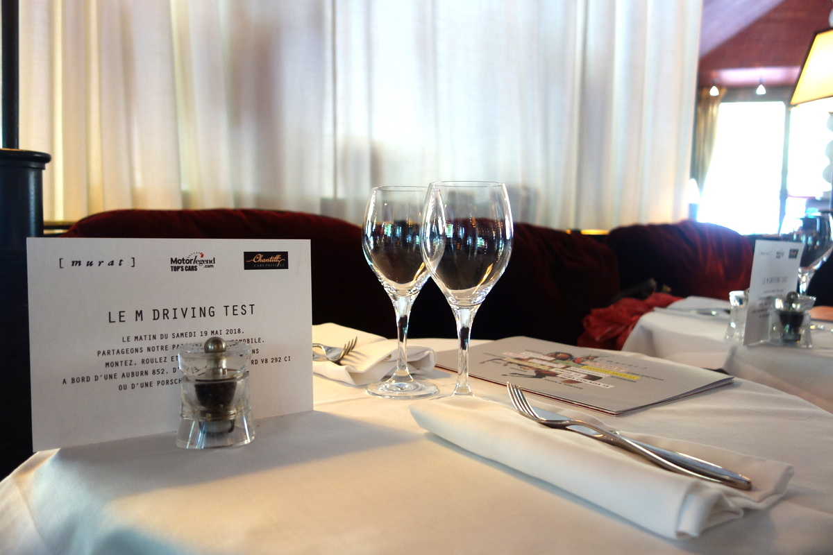 Restaurant Le Murat, Paris 16e - Mois gourmand de Restopartner
