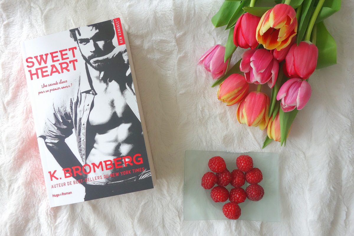 Sweet heart - K. Bromberg - Hugo new romance - Blog culture