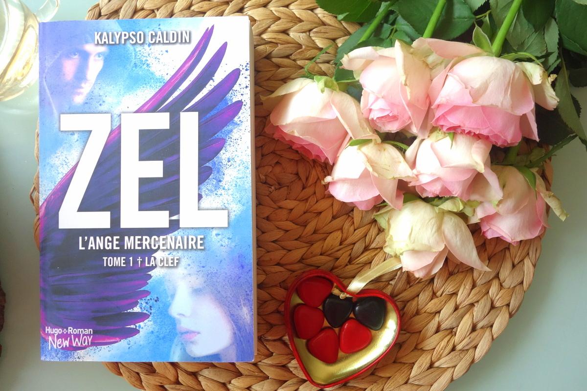 Zel, l'ange mercenaire, tome 1 : la clef, Kalypso Caldin