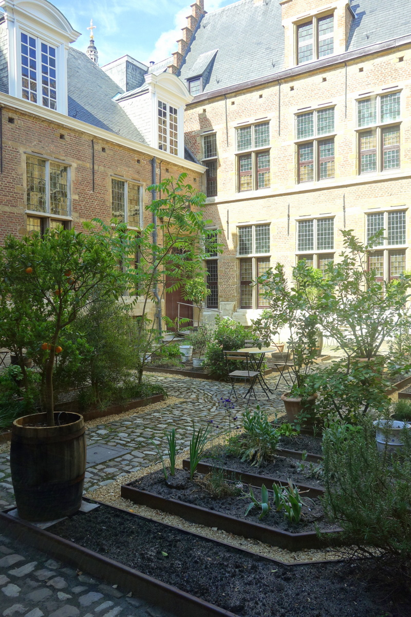 La maison Snijders & Rockox - Anvers