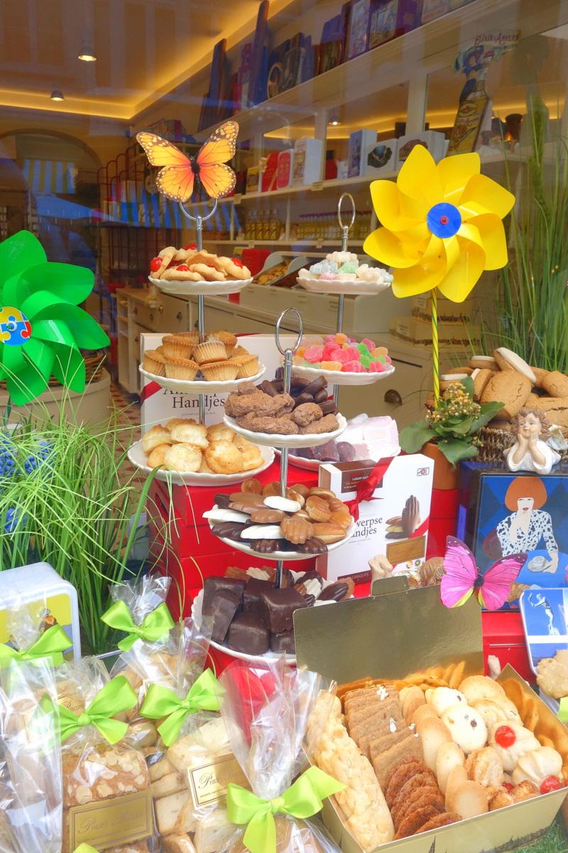 Pâtisserie anversoise - Symbole de la ville