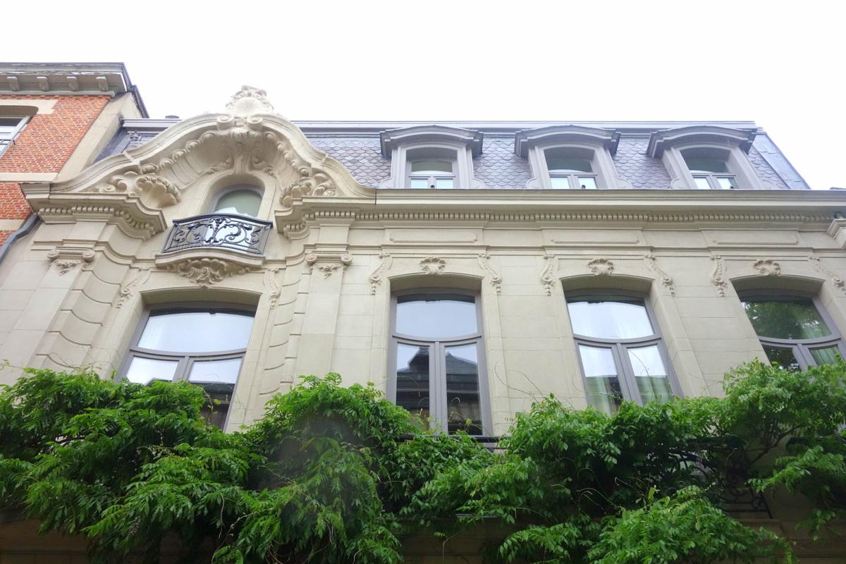 Architecture à Anvers