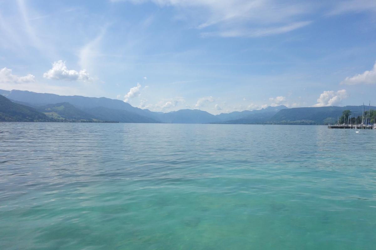 Attersee, un lac du Salzkammergut en Autriche - Le blog de Lili, voyage