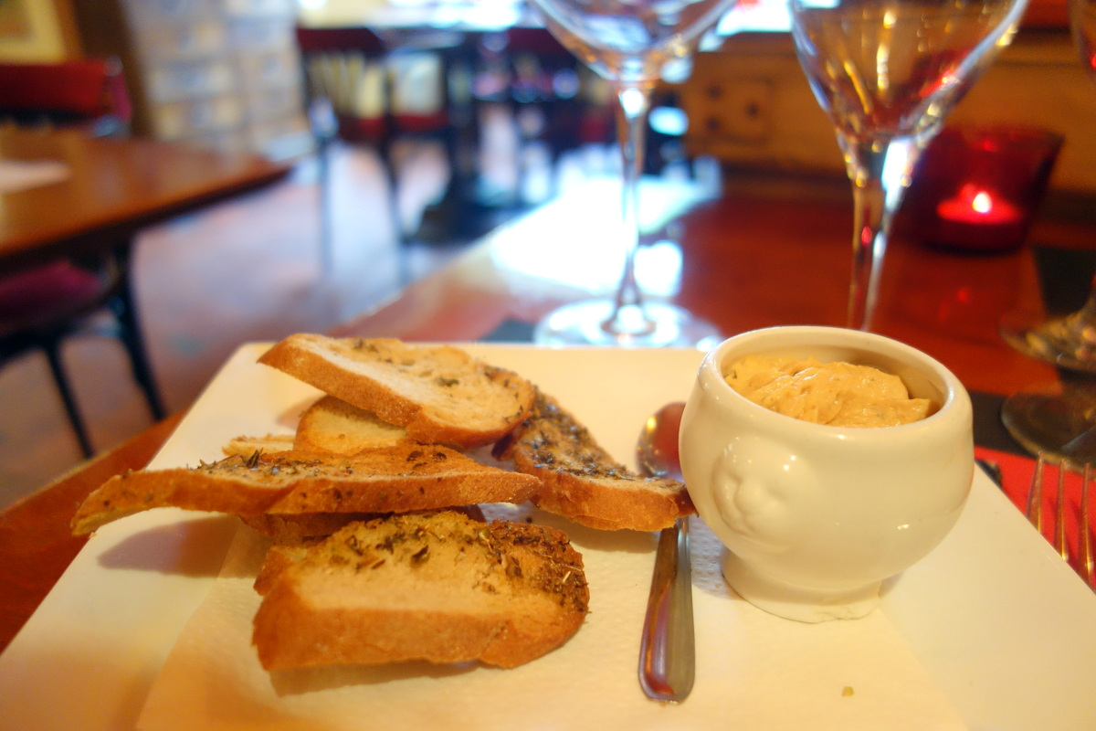 Un dîner au bistrot du Broc, Bourron-Marlotte en Seine-et-Marne