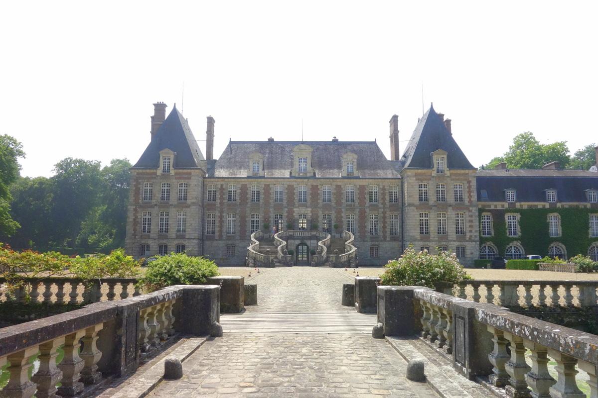 Visite du château de Courances, en Essonne - Le blog de Lili