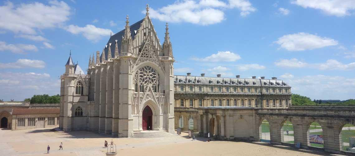 La chapelle du château de Vincennes - Le CMN