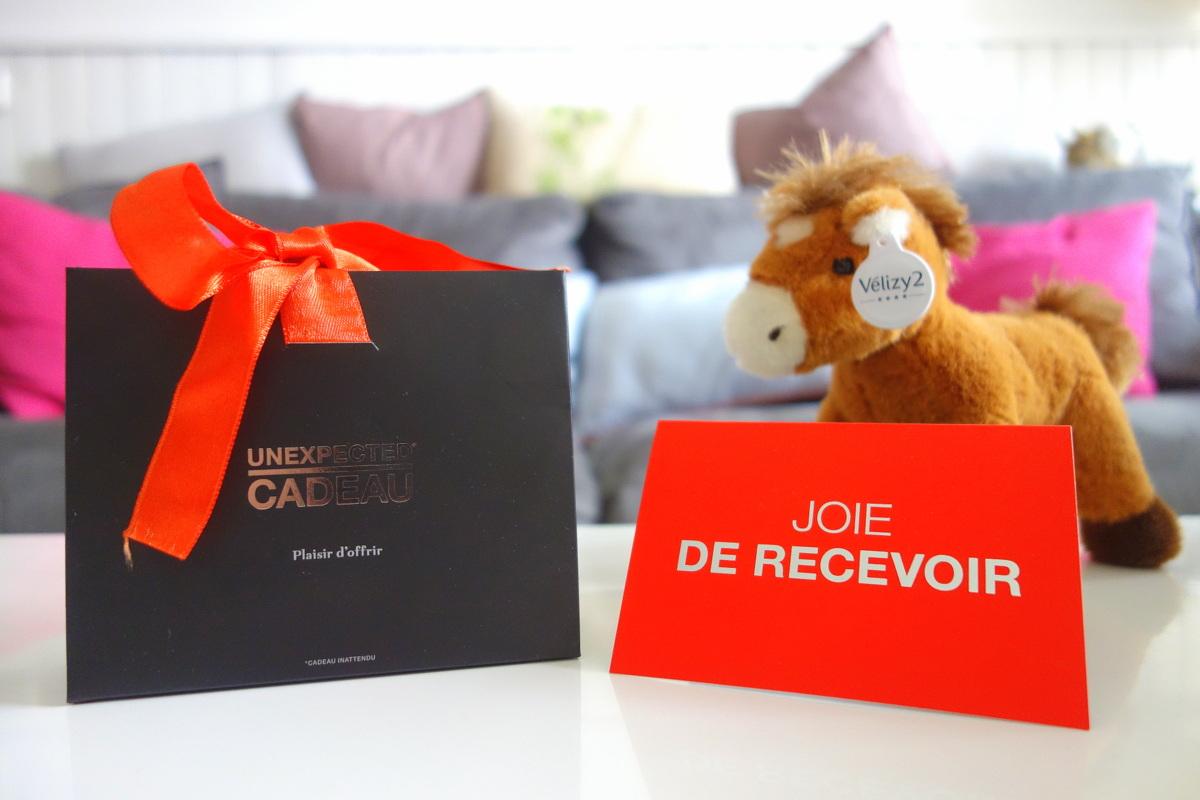 Carte cadeau Vélizy 2