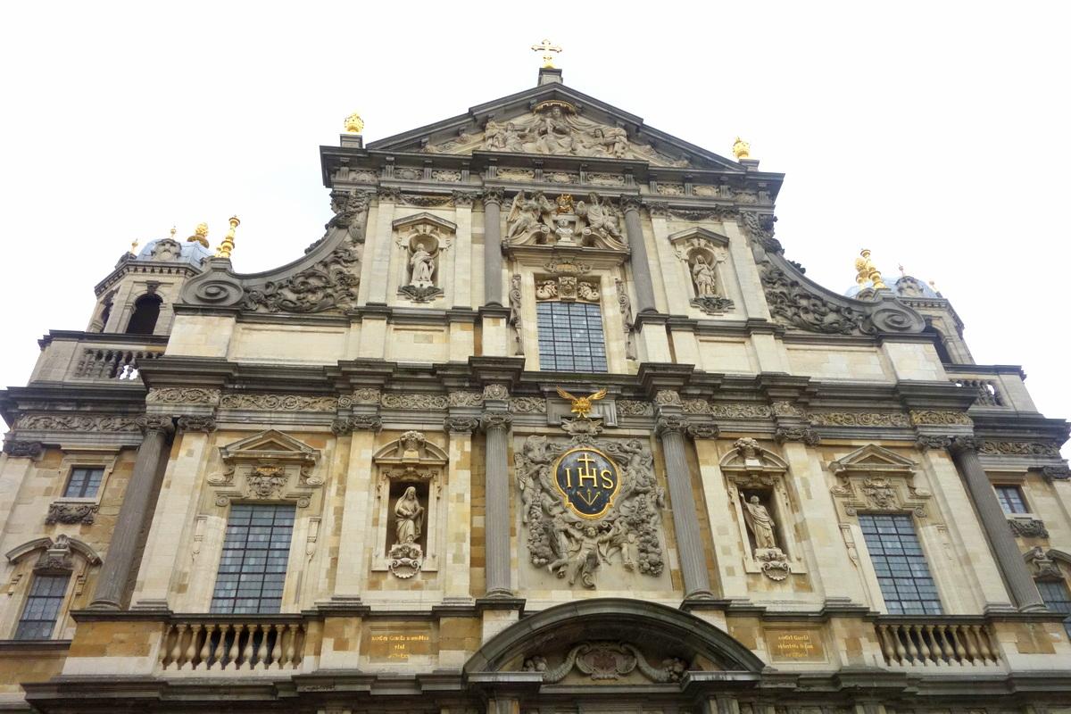 Église Saint-Charles-Borromée d'Anvers