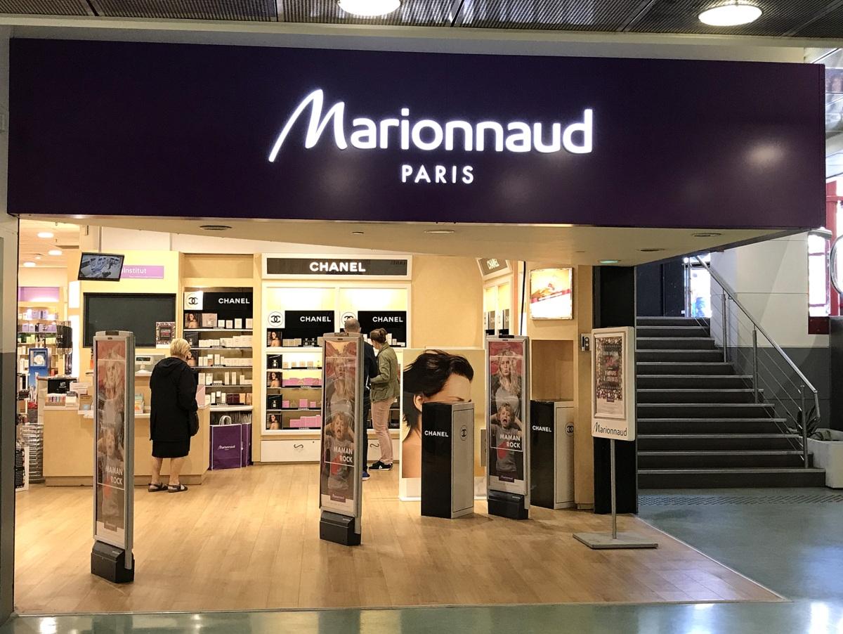 L'institut de beauté Marionnaud à Gaîté, à Paris - Le blog de Lili