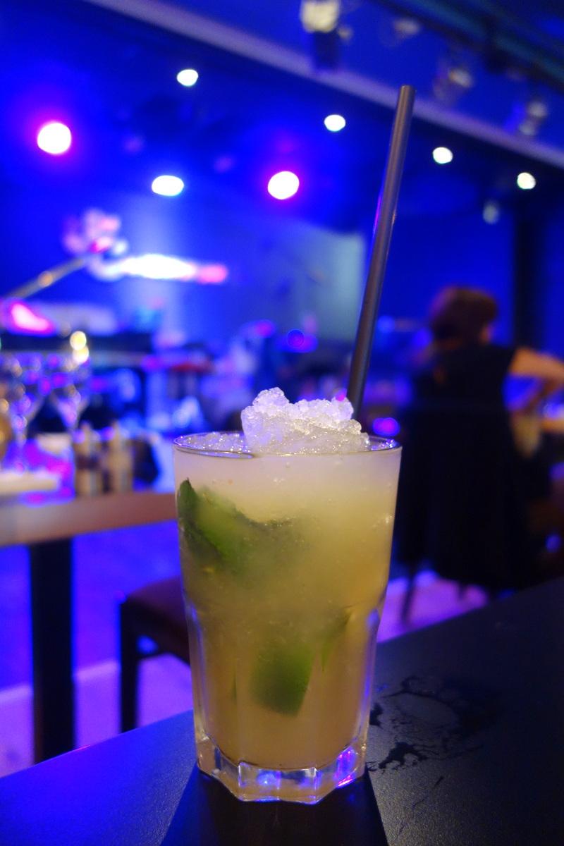 Nos boissons au Jazz Café Montparnasse