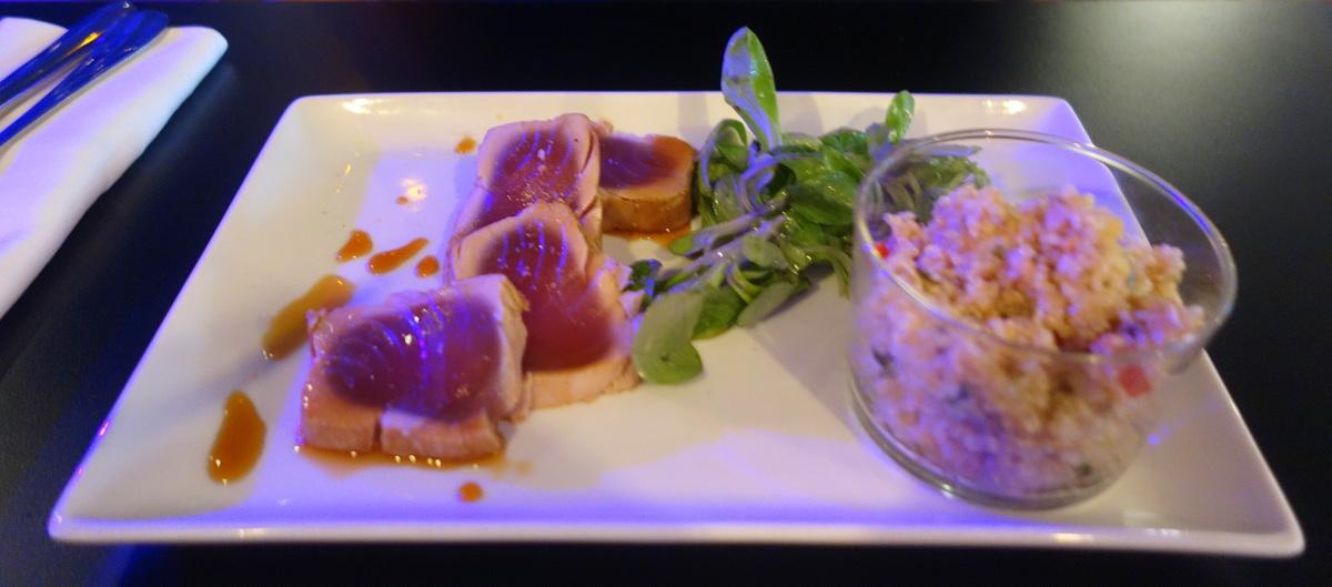 Un dîner au Jazz Café Montparnasse, Paris 14e
