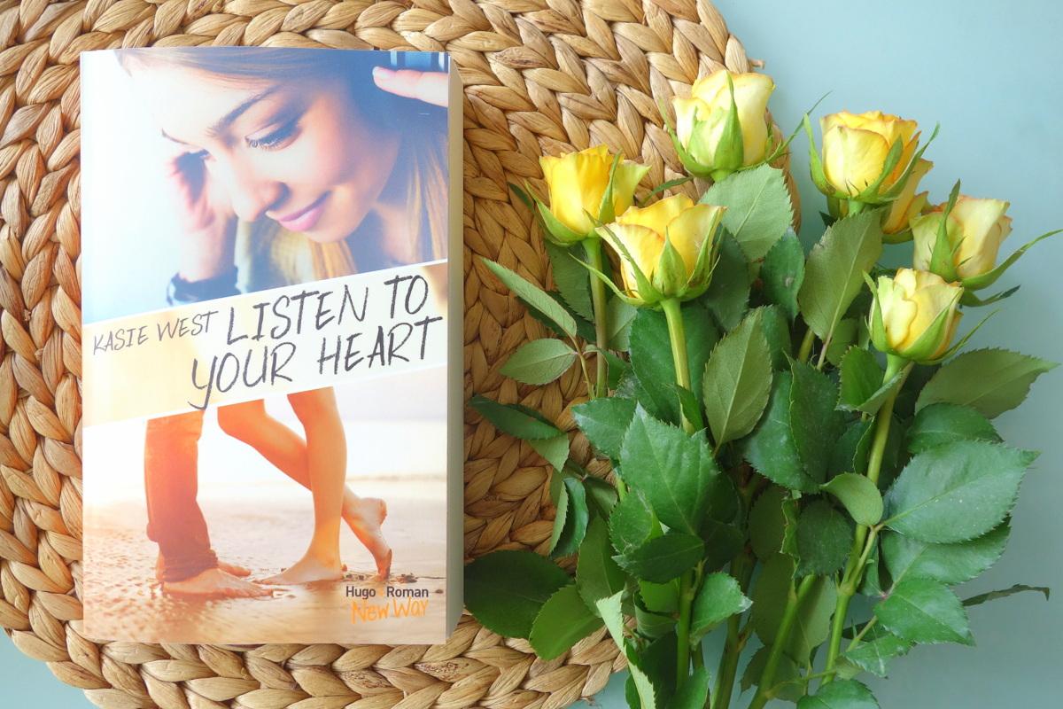 Listen to your heart, Kasie West, Hugo new way - Le blog de Lili