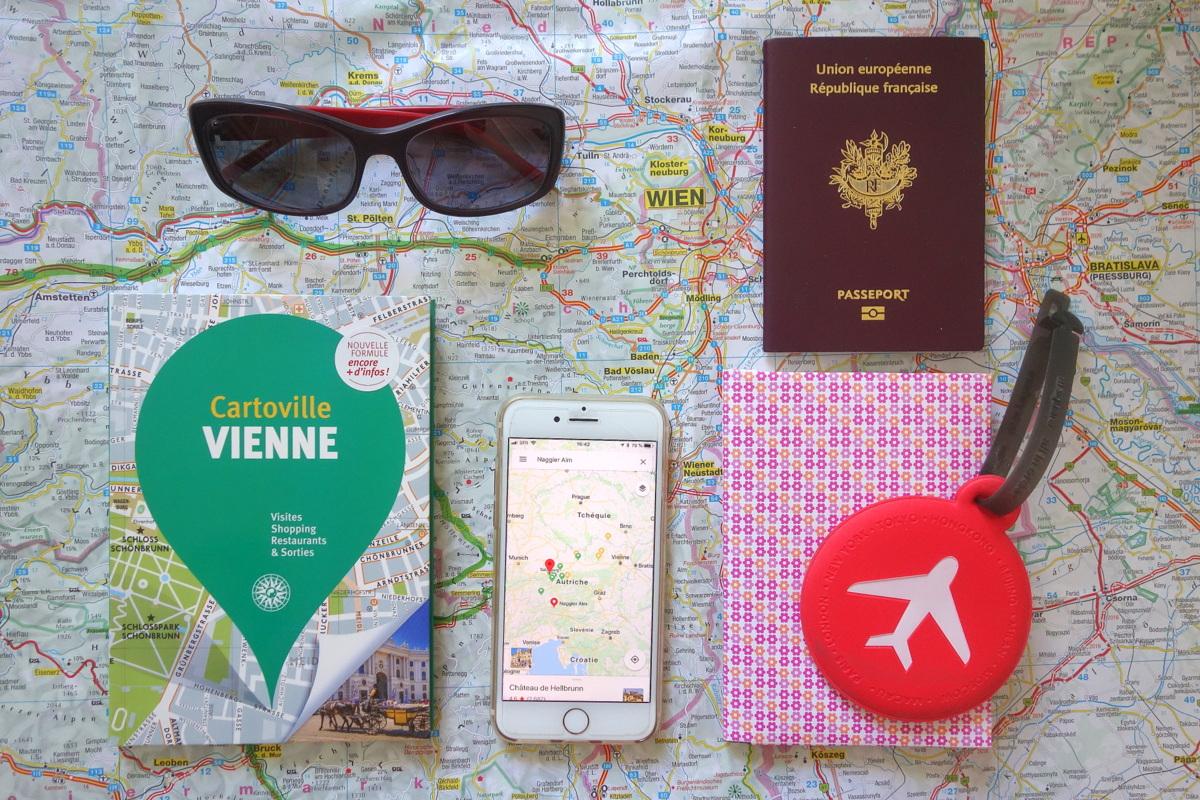 Préparation de notre voyage en Autriche - Le blog de Lili