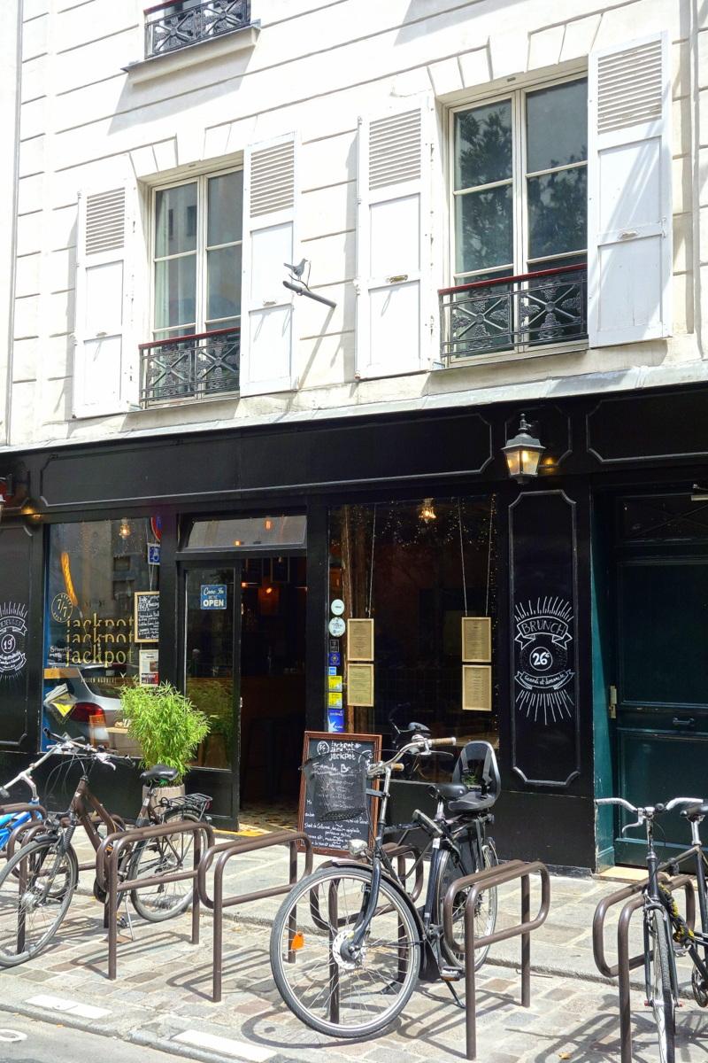 Le Jackpot - Brunch à Paris, dans le Marais