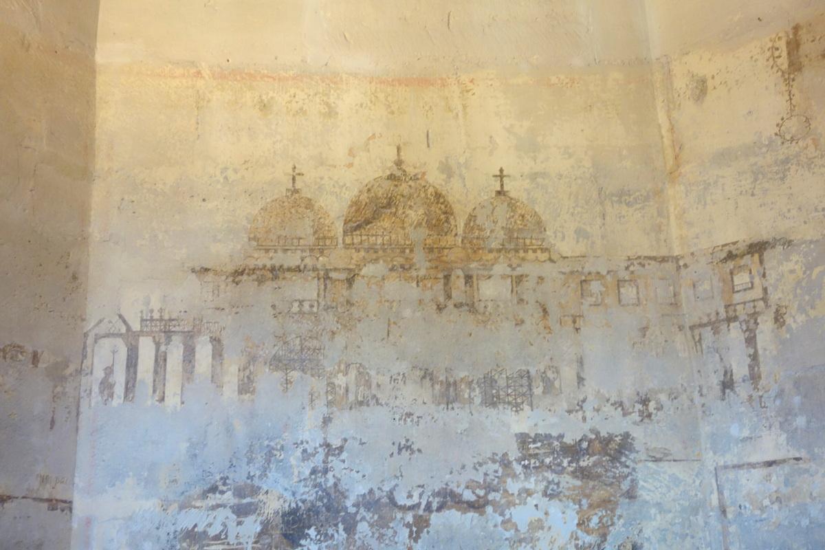 Histoire(s) de graffitis au château de Vincennes