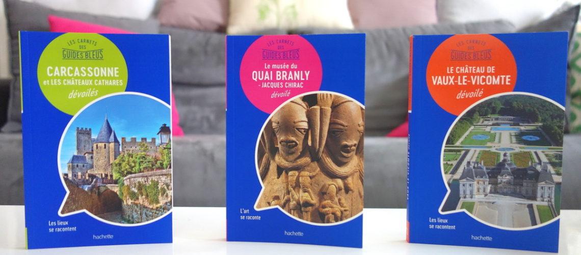 Carnets des guides bleus Hachette