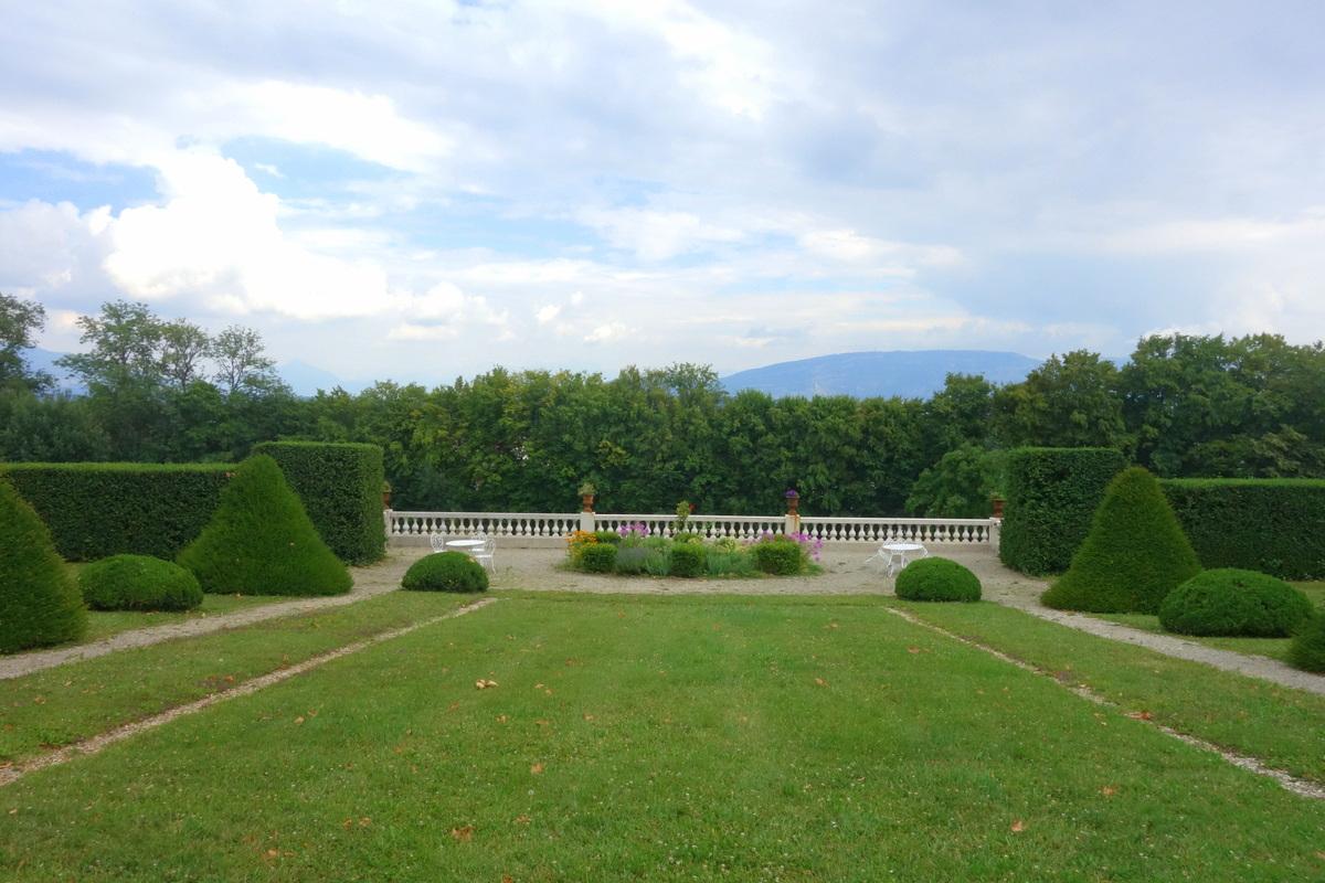 Le château de Voltaire à Ferney, un monument du CMN