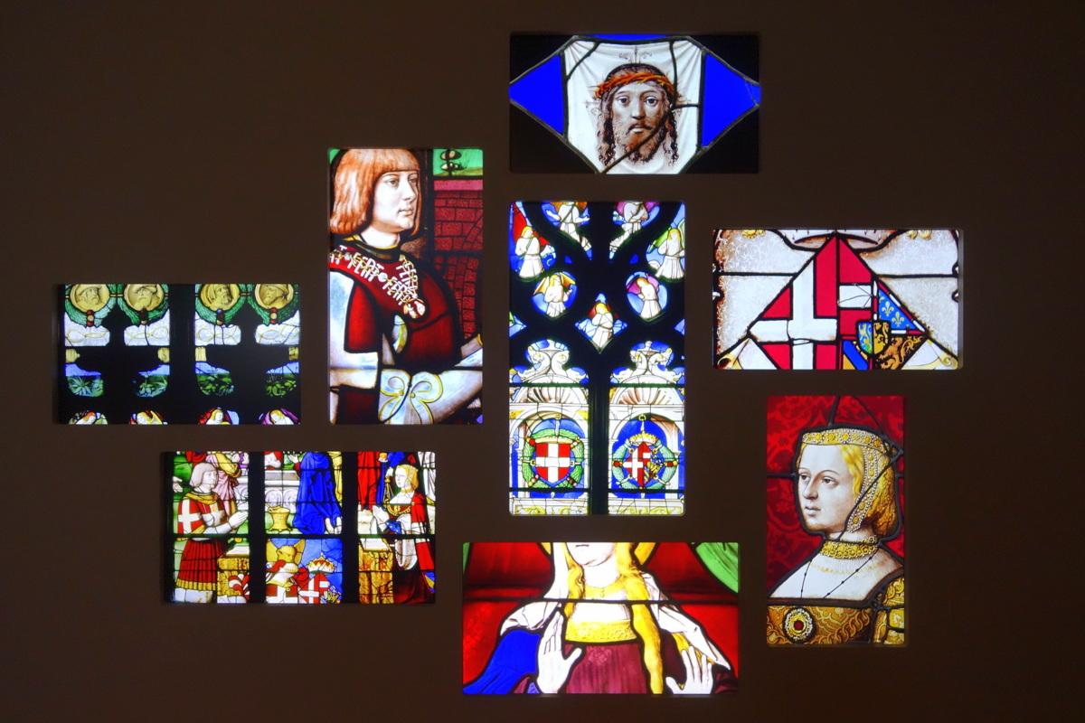 Monastère de Brou - Les appartements de Marguerite d'Autriche