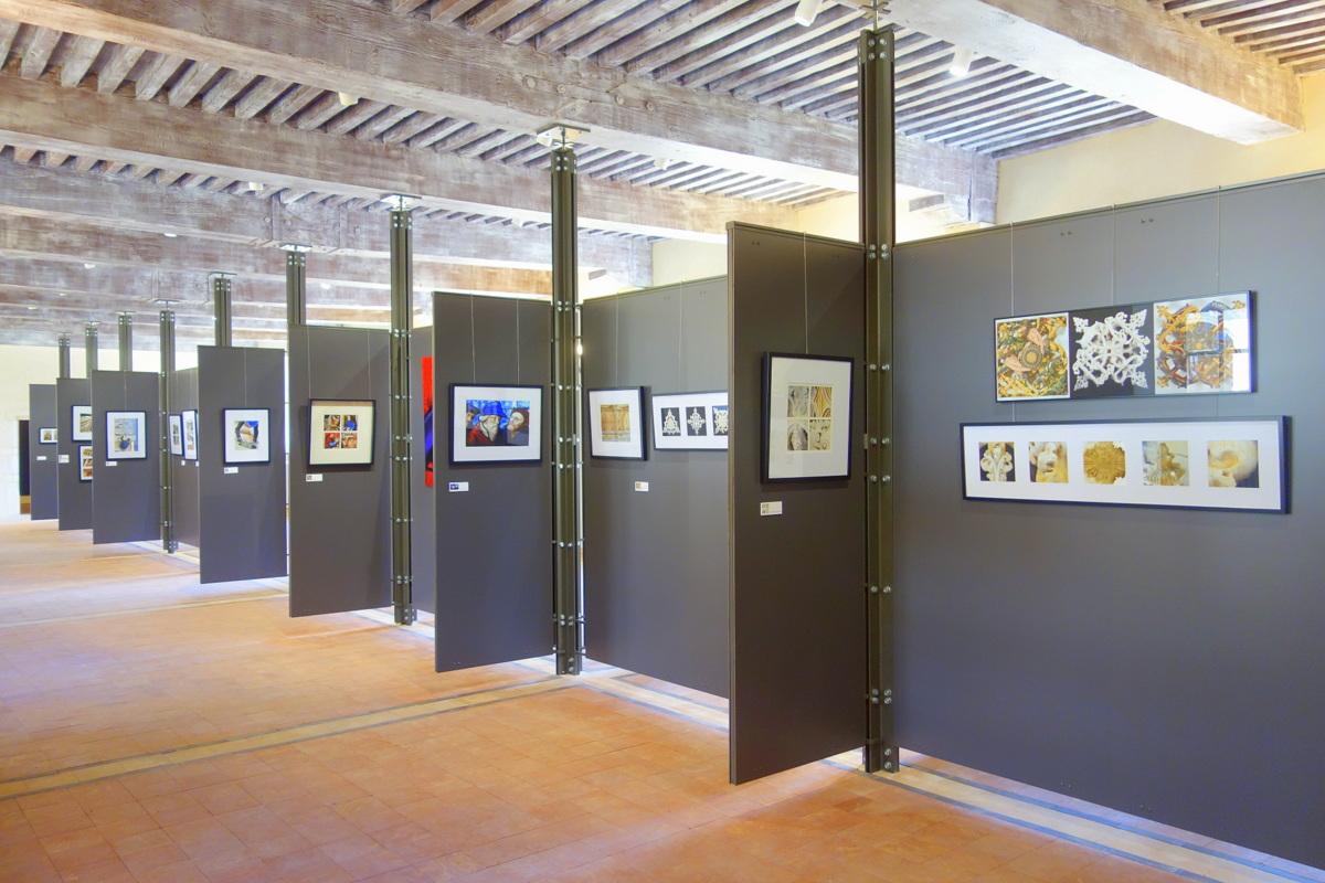 Monastère de Brou - Salle d'exposition
