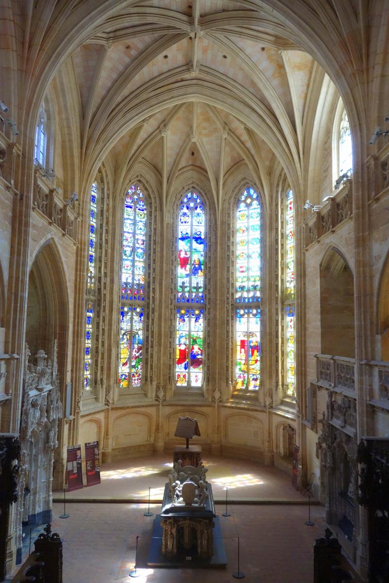 Monastère de Brou - Une magnifique architecture