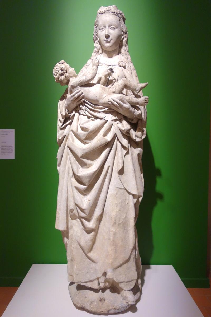 """Monastère de Brou - L'exposition """"Primitifs Flamands, trésors de Marguerite d'Autriche"""""""