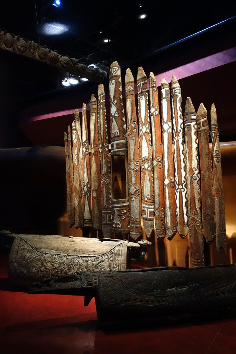 Musée du Quai Branly - Jacques Chirac - Papouasie-Nouvelle-Guinée